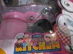 Kitchen, Kuchnia, Zestaw garnków, garnki, zabawa w gotowane, restaurację, kuchnię