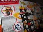 Dickie Toys, Construction, Dźwig, Dźwigi, Garaż, Garaże, Maszyny budowlane