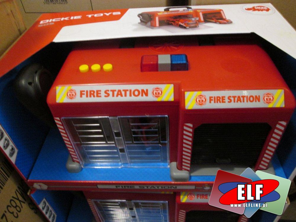 Dickie Toys, Policja, Straż pożarna, Karetka i inne