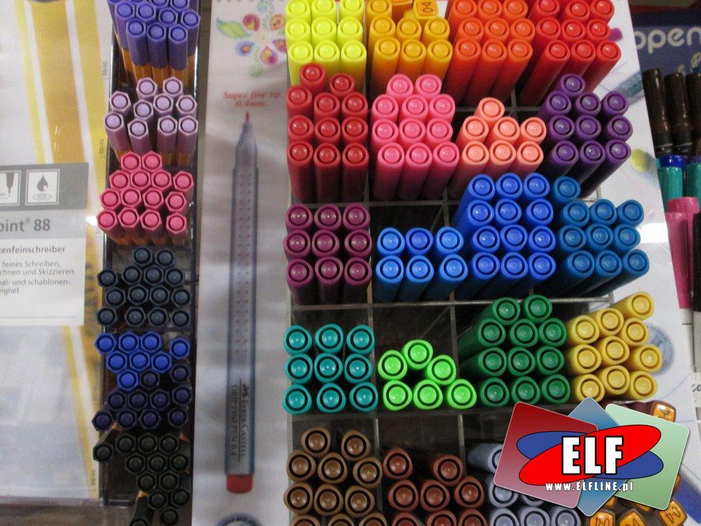 Cienkopisy różnokolorowe, Cienkopis kolorowy