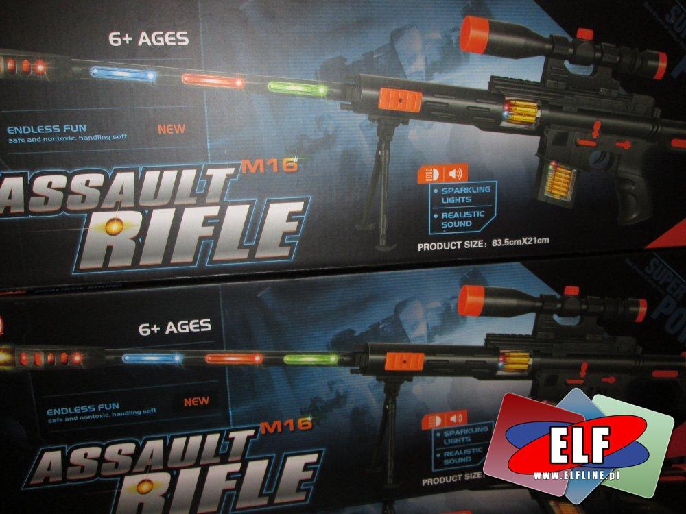 Assault Rifle, Zabawkowy karabin świetlny, Pistolety, Karabiny, Zabawki