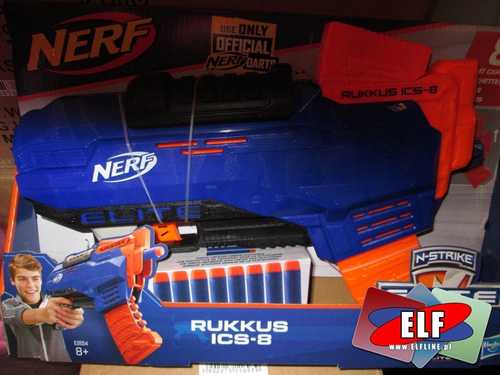 Nerf N-Strike, Pistolet, karabin, pistolety, karabiny zabawkowe, zabawka, zabawki