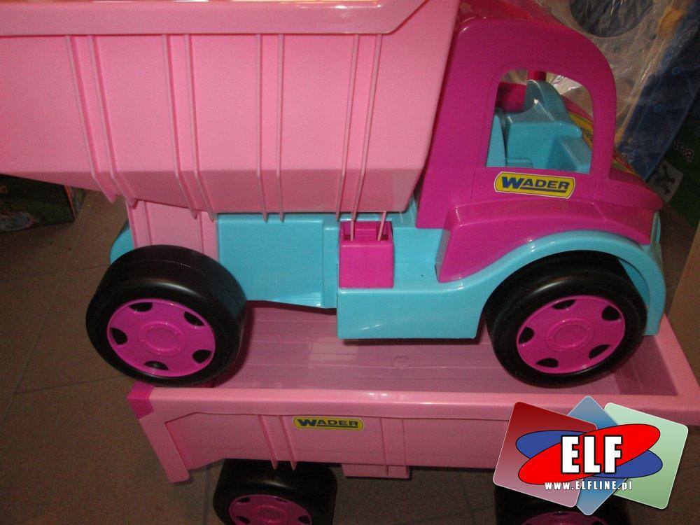 Wader, samochód wywrotka, wywrotki, samochody zabawki