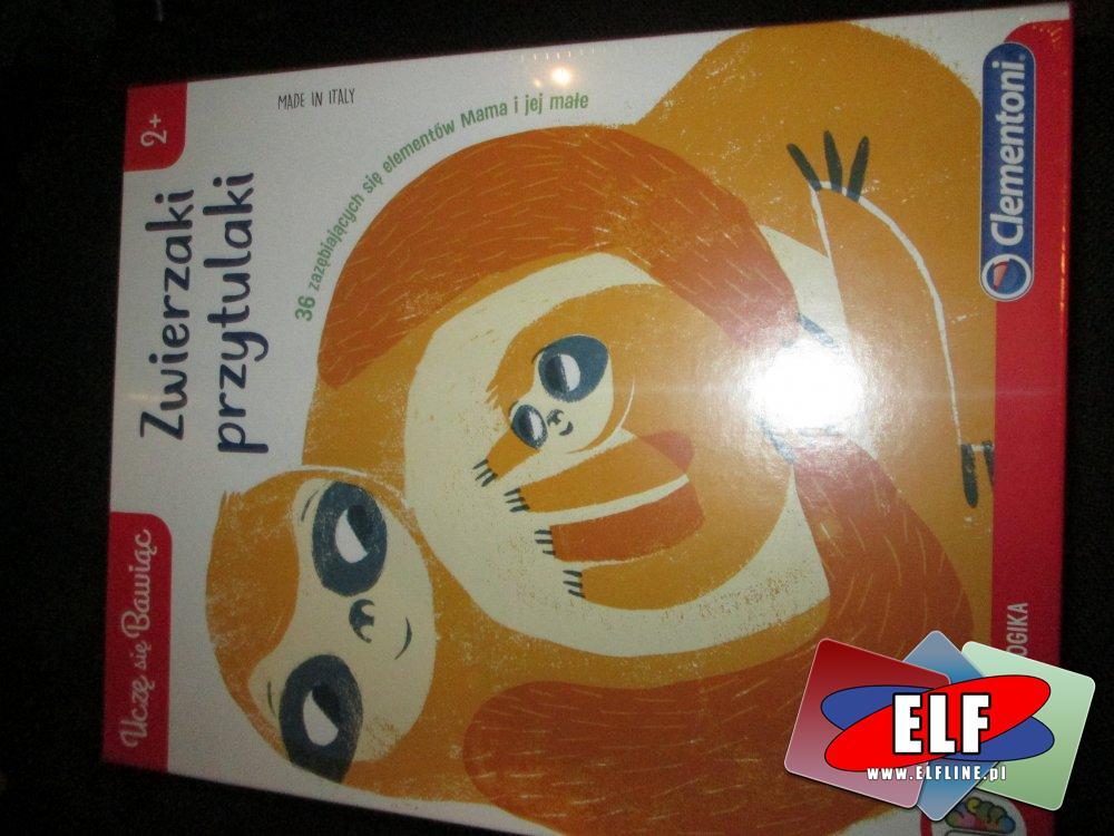 Zwierzaki Przytulaki, clementoni