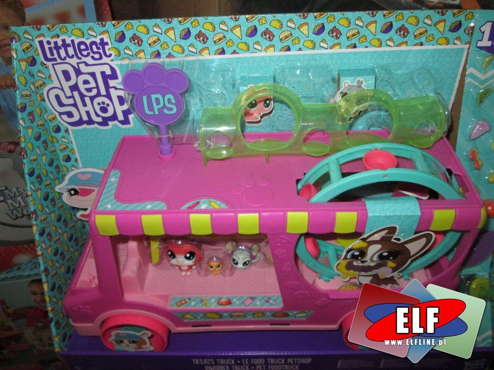 Littlest Pet Shop, Samochód