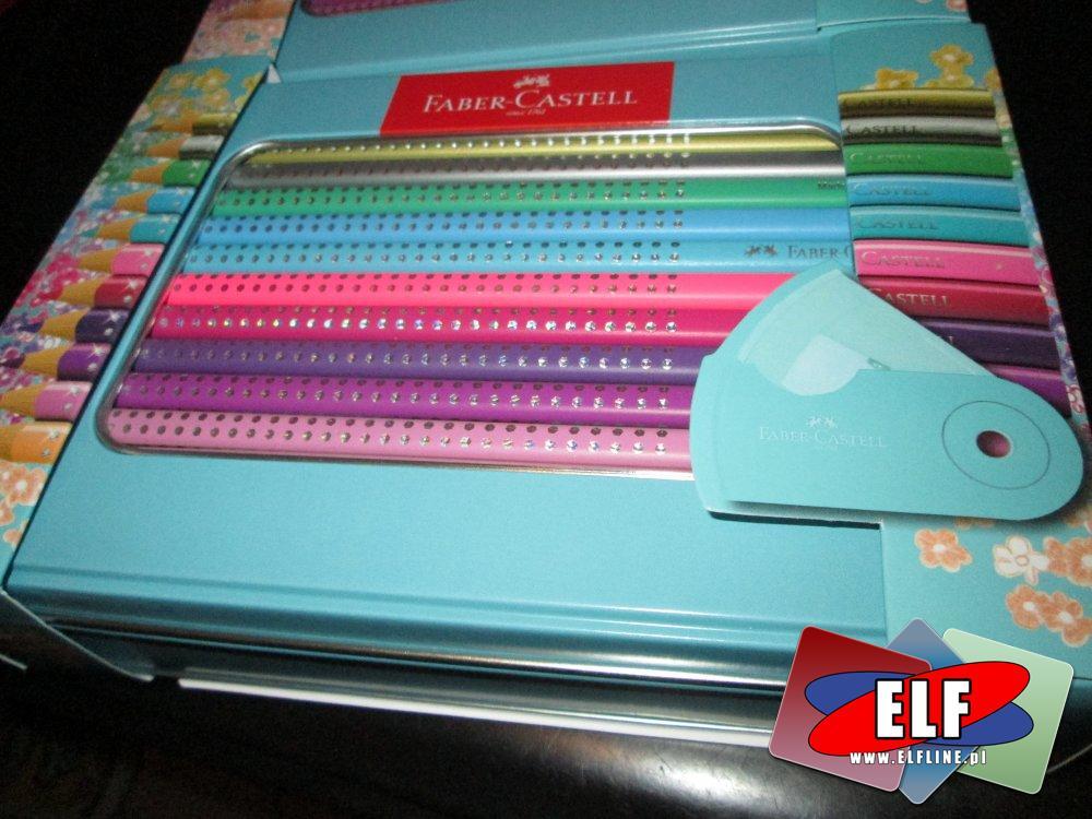 Faber-Castell Kredki, kredka, różne kolory, szkolna, do szkoły, dla artystów, artystyczne