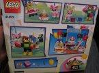 Lego Unikitty, 41453 Czas na imprezę, 41455 Kreatywne pudełko z klockami z Kiciorożkowa, klocki