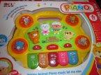 Bel Piano, Pianinko dla dzieci, keyboard, instrument muzyczny, instrumenty muzyczne, zabawka, zabawki