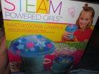 Steam Powered Girls, Nastrojowa lampka, zestaw kreatywny, zestawy kreatywne, edukacyjne, edukacyjny