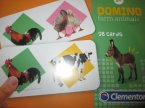 Gra Domino Farm animals, Gry