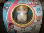 The Pet Set, Zwierzątko w plecaczku, zwierzątka zabawkowe, plecaczek przekształca się w plac zabaw ze zwierzątkiem