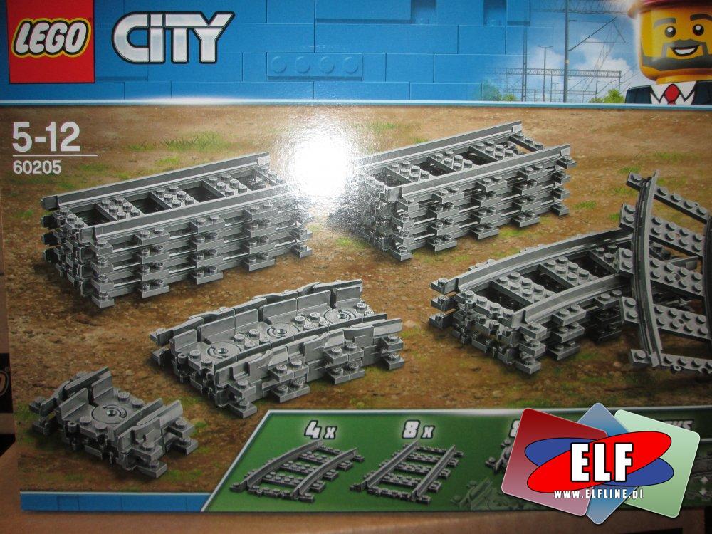Lego City, 60205 Tory, klocki
