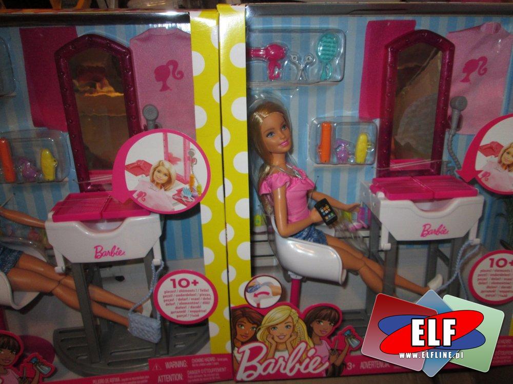 Lalka Barbie, Lalki, Toaletka
