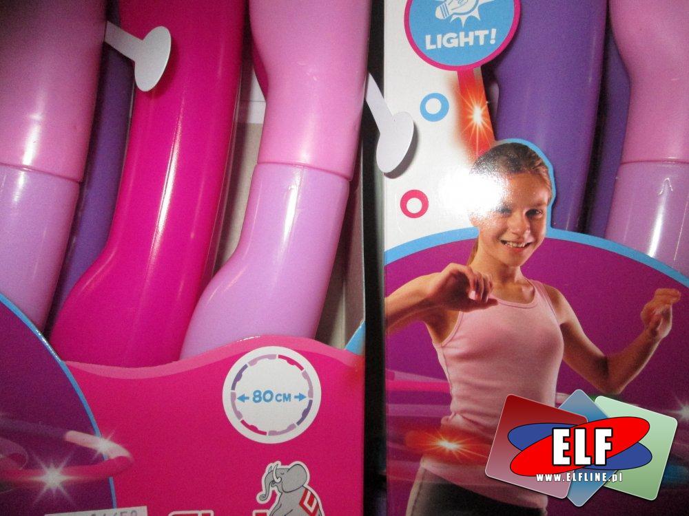 Świecące Hula-Hop HulaHop, Hula Hop