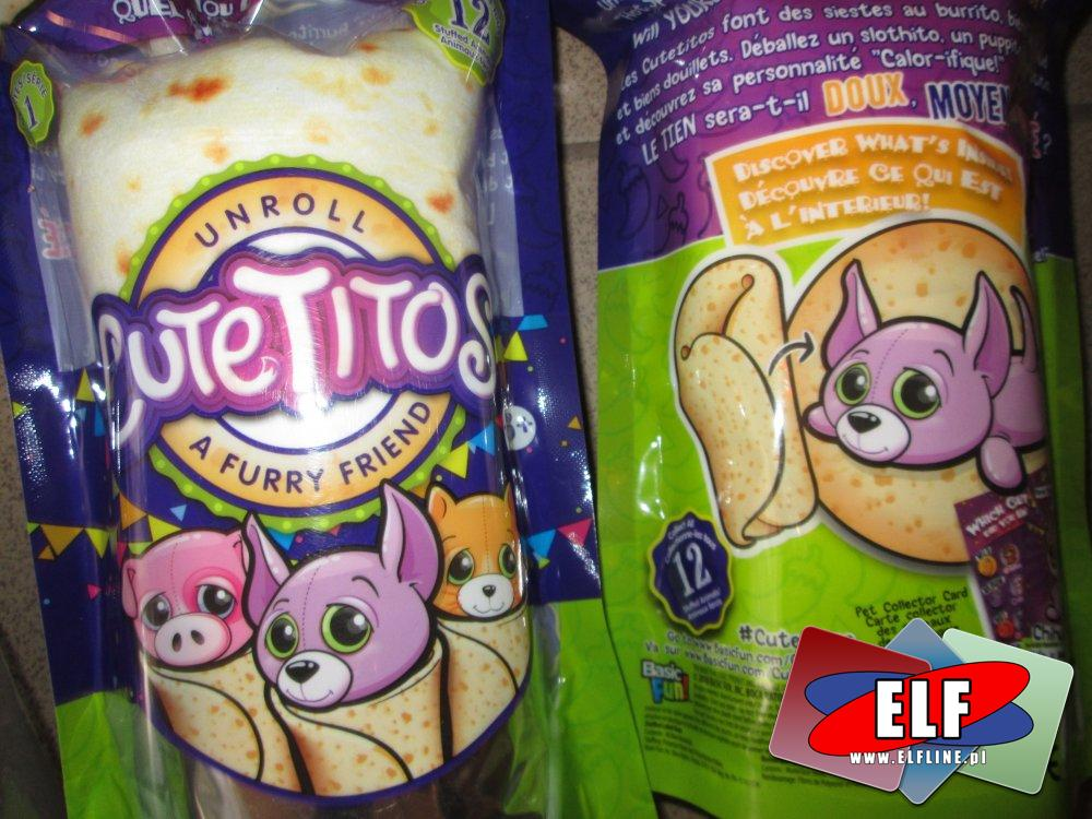 CuteTitos, Słodziaki w naleśniczku