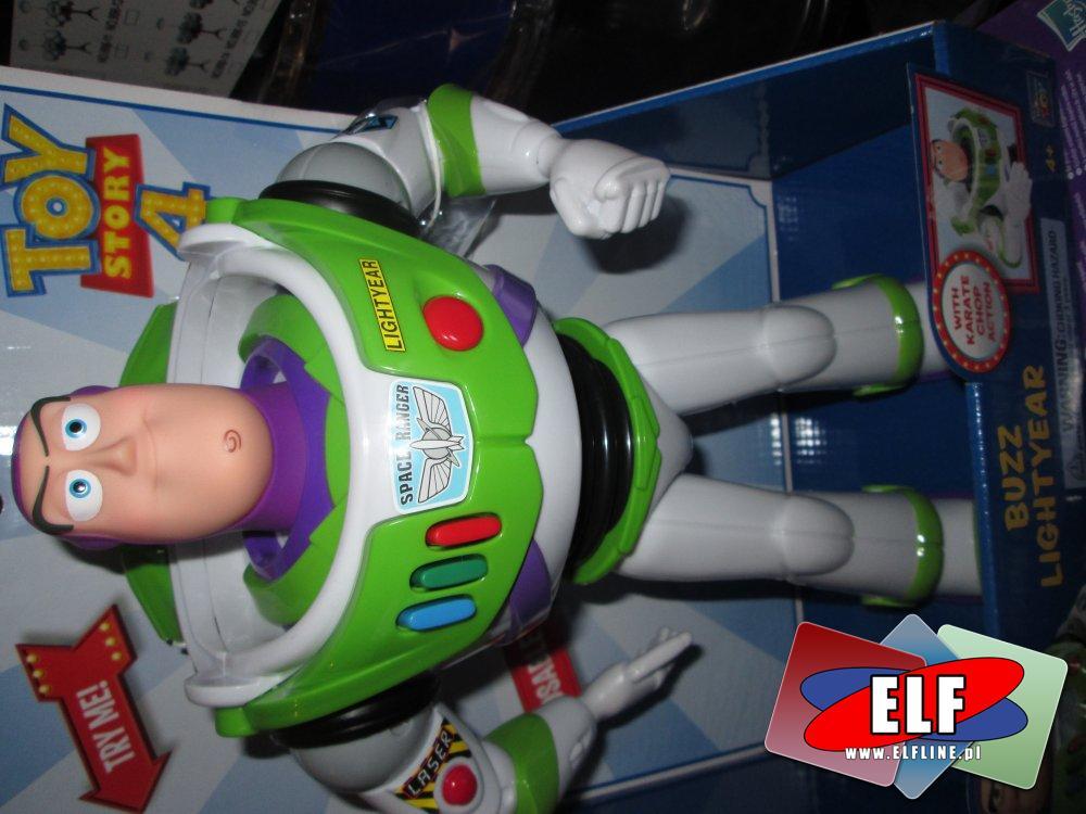 Toy Story 4, Buzz Lightyear, figurka, figurki