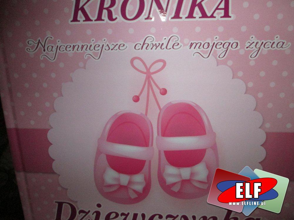 Kronika Chłopczyka, Kronika Dziewczynki, książeczka, książeczki