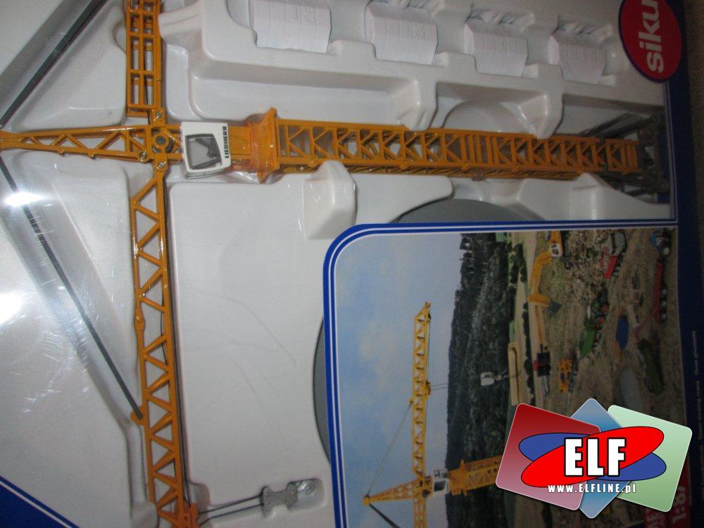 Siku Dźwig, Dźwigi, Maszyna budowlana, Maszyny budowlane