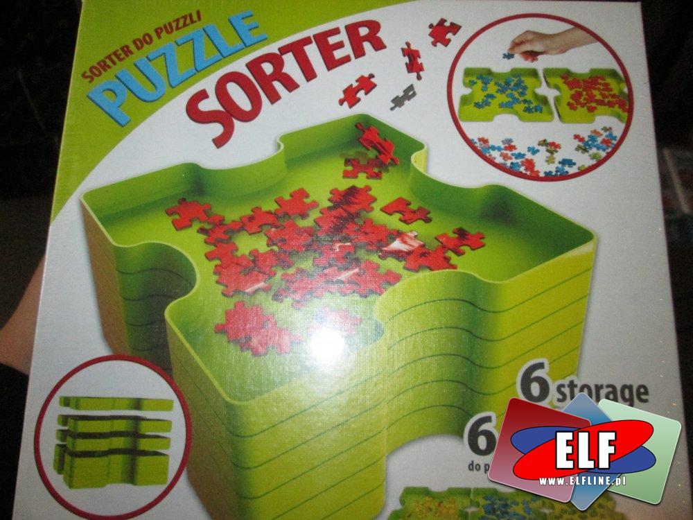 Puzzle Sorter, Sorter do puzzli
