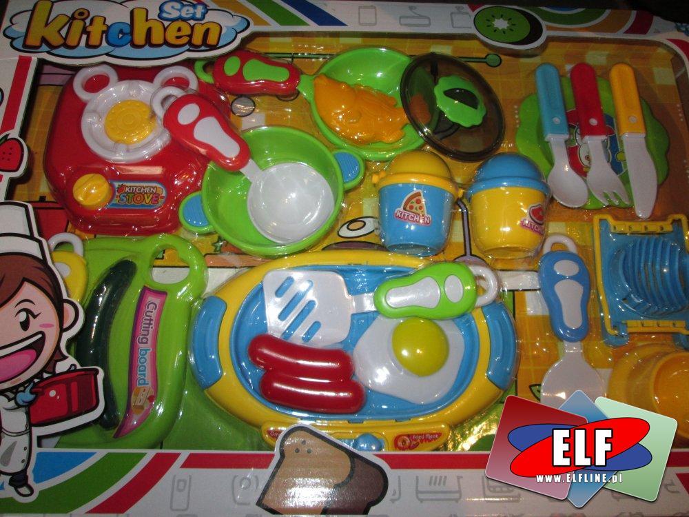 Kitchen Set, Kuchnia, Kuchnie, zabawka, zabawki