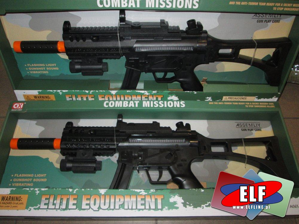 Combat Missions, Karabin zabawkowy