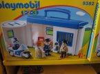 Playmobil 9382, Przenośny komisariat policji
