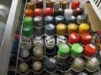 Artist, Różne farby w sprayu profesjonalne, dla artystów i plastyków