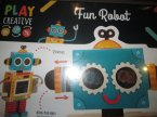 Play Creative, Fun Robot, Zestaw kreatywny robot, zestawy kreatywne roboty