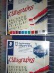 Calligraphy, zestaw do nauki kaligrafii, zestawy edukacyjne, zestaw edukacyjny, kaligrafia