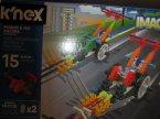 k Nex, POwer & Go Racing, zbuduj 15 różnych modeli