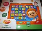 Dumel Discovery, Tablet mały ekspert, interaktywny, interaktywna edukacyjna zabawka, interaktywne edukacyjne zabawki, edukacyjny tablet dla dzieci