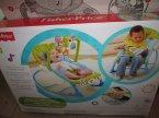 Fisher-Price, Bujanka edukacyjna dla dziecka, bujanki edukacyjne siedziska dla dzieci