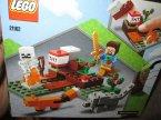 Lego Minecraft, 21162 Przygoda w tajdze, klocki