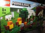 Lego Minecraft, 21159 Kryjówka rozbójników, klocki