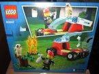 Lego City, 60247 Pożar lasu, klocki Lego City, 60247 Pożar lasu, klocki