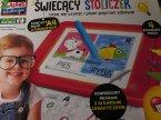 Świecący stoliczek, Uczę się czytać i pisać poprzez zabawę, Zabawa edukacyjna, zabawki edukacyjne