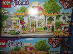 Lego Friends, 41444 Ekologiczna kawiarnia w Heartlake, klocki