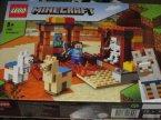 Lego Minecraft, 21167 Punkt handlowy, 21165 Pasieka, 21166 Opuszczona kopalnia, klocki Lego Minecraft, 21167 Punkt handlowy, 21165 Pasieka, 21166 Opuszczona kopalnia, klocki