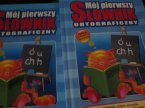 Słownik Ortograficzny dla dzieci, książka, książki, edukacyjna, edukacyjne