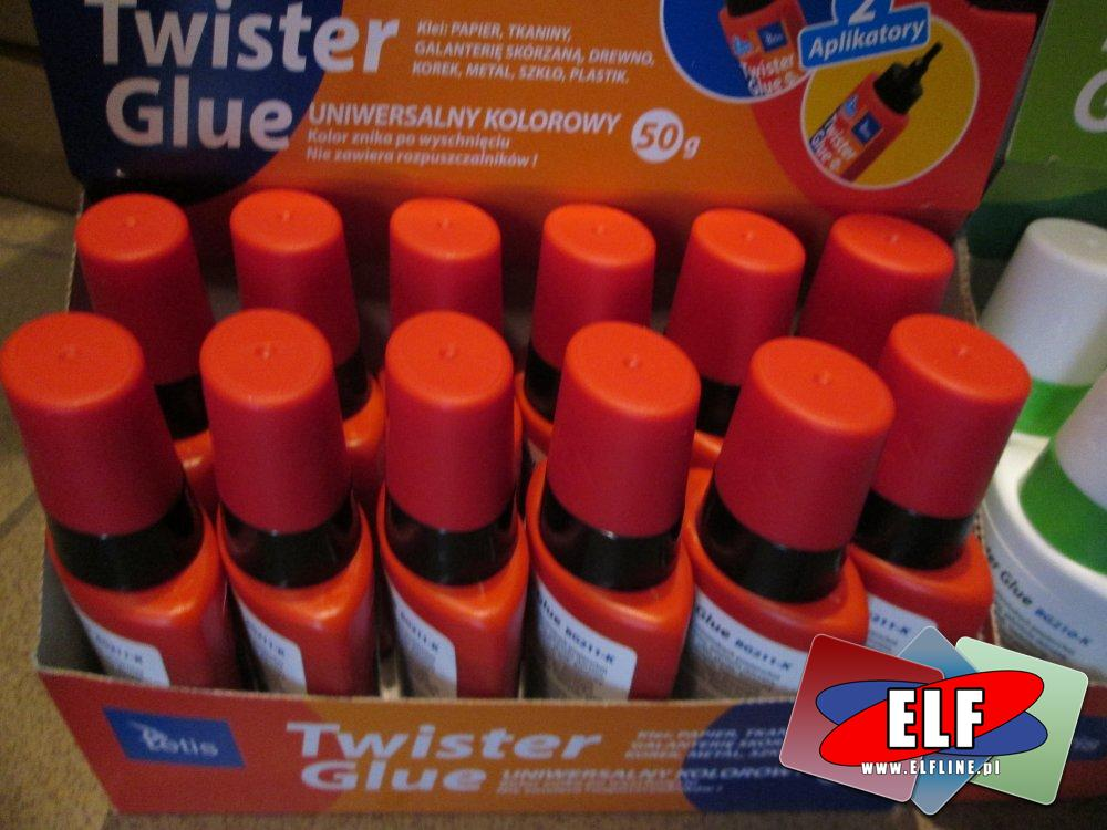 Twister Glue, Klej