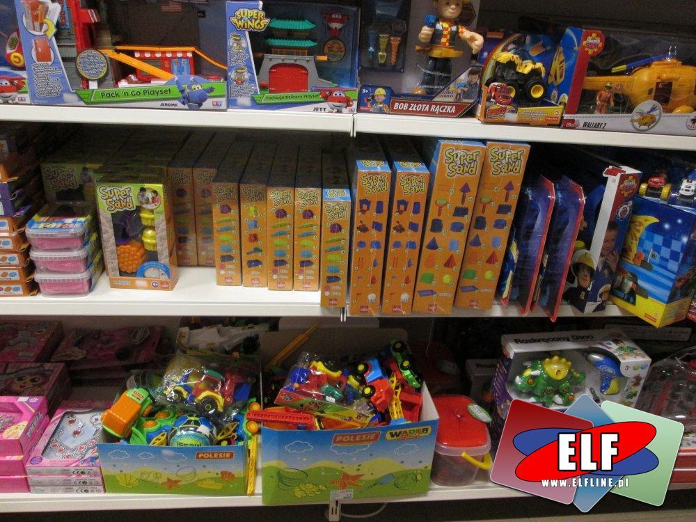 Mata Joga, Samochodziki zabawki, vtech i inne zabawki edukacyjne, kreatywne i innego rodzaju
