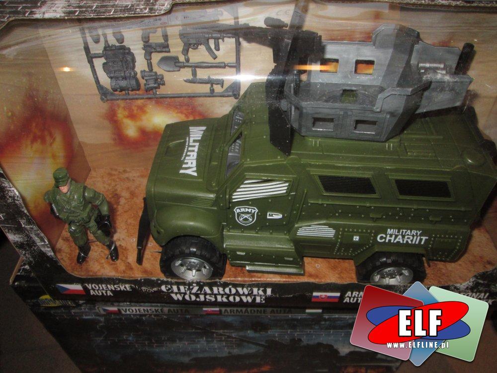 Helikopter wojskowy, Ciężarówka wojskowa i inne zabawki wojskowe, zabawa w wojsko