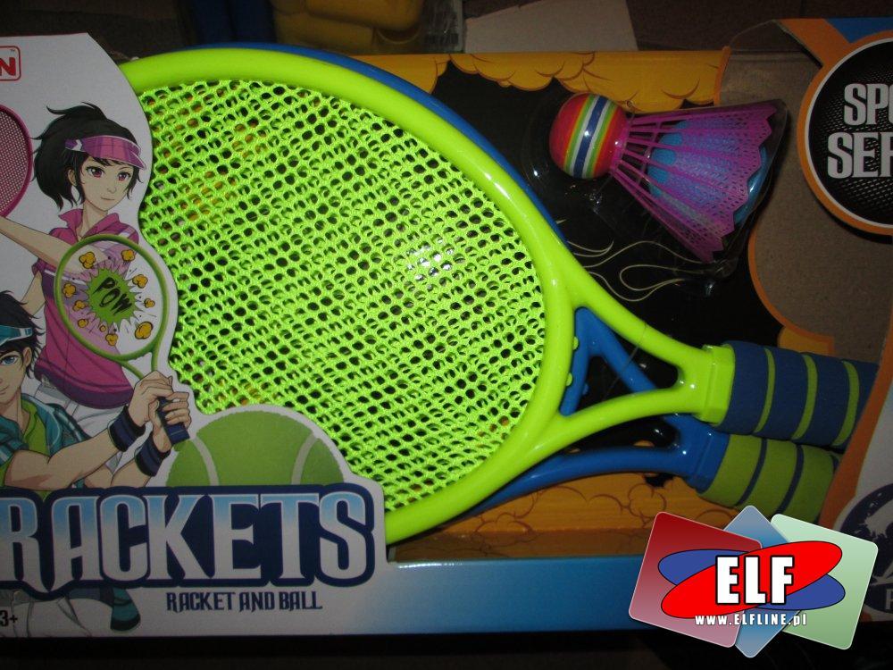 Paletki do tenisa ziemnego, paletka, tenis