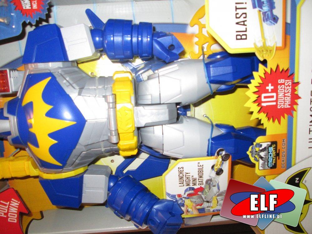 Batman Robot, Roboty