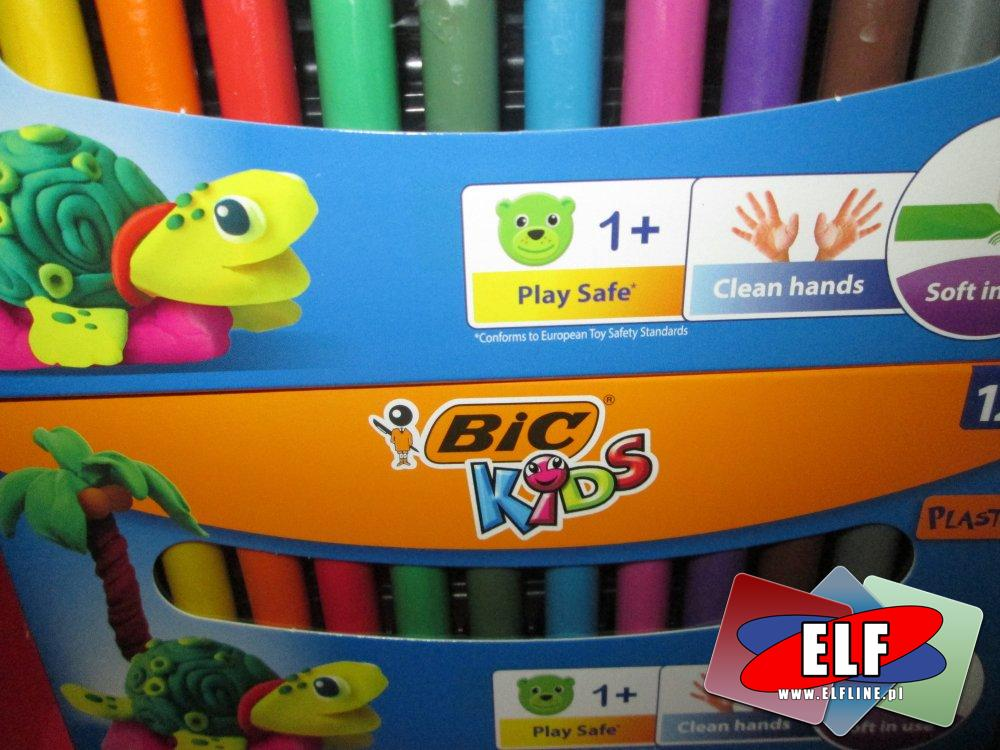 BIC Kids, Olejne pastele