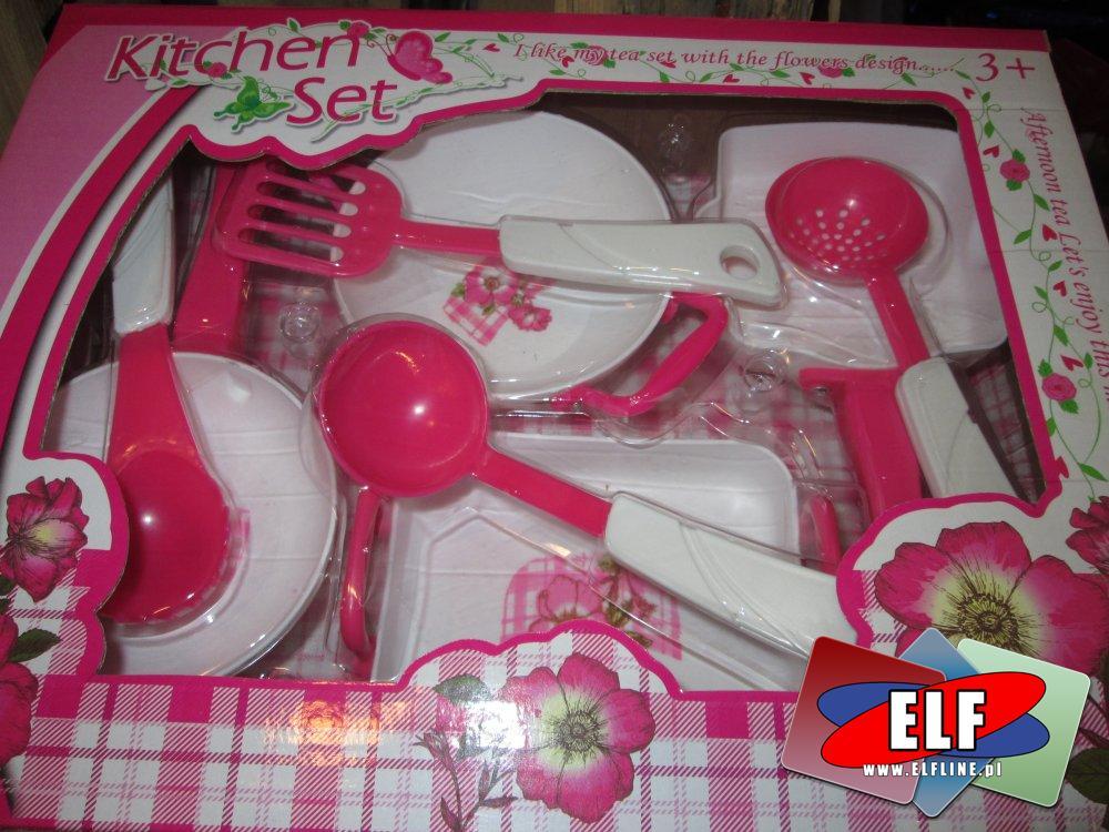 Kitchen Set, Zestaw kuchenny, zestawy kuchenne, zabawa w kuchnię, dom, restaurację, kuchnia zabawkowa, kuchnie