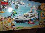 Lego Creator, 31083 Przygody w podróży, klocki Lego Creator, 31083 Przygody w podróży, klocki