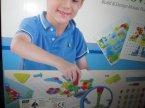 Śrubkowy trening malej rączki, zabawka do skręcania i rozkręcania, kreatywna, edukacyjna