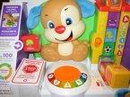 Fisher-Price Szczeniaczek Uczy i bawi, zabawka edukacyjna, zabawki edukacyjne