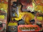 Cretaceous Dinosaur ages, era dinozaurów, dinozaur, figurka, figurki